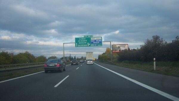 Dálnice D1 - Sputnik Česká republika