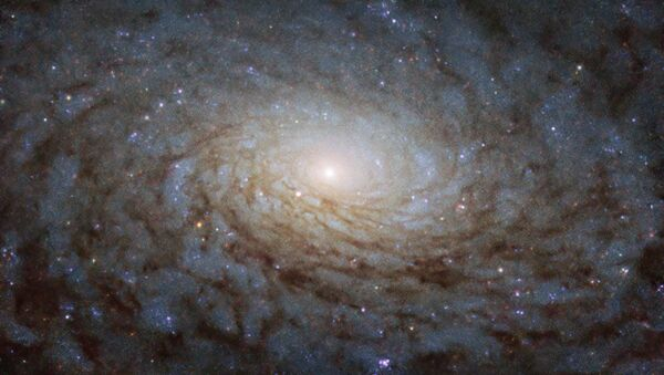 Snímek spirální galaxie NGC 4380  - Sputnik Česká republika