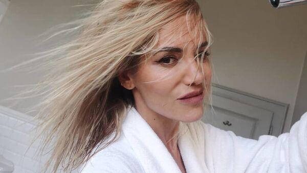 Slovenská popová zpěvačka Dara Rolins - Sputnik Česká republika