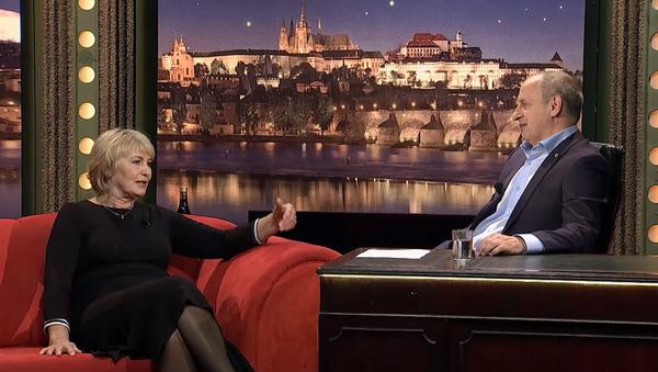 Eliška Balzerová - Sputnik Česká republika