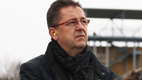 Místopředseda Národní rady Martin Glváč - Sputnik Česká republika