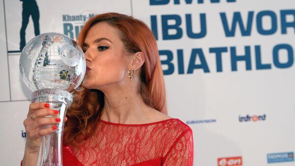 Bývalá biatlonistka Gabriela Koukalová - Sputnik Česká republika