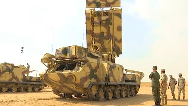 Video: Další vojenský spojenec Ruska? Poprvé probíhají  rusko-egyptská  cvičení s použitím raketových komplexů Buk-M2E - Sputnik Česká republika