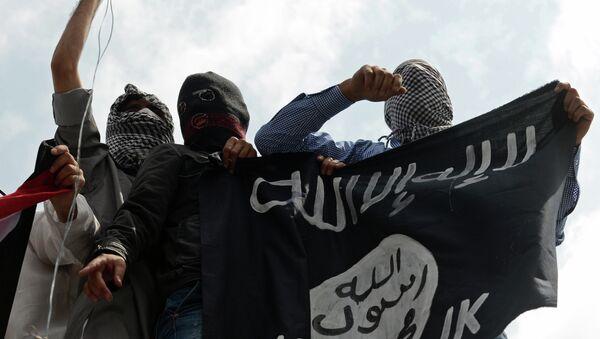 Bojovníci ISIL - Sputnik Česká republika