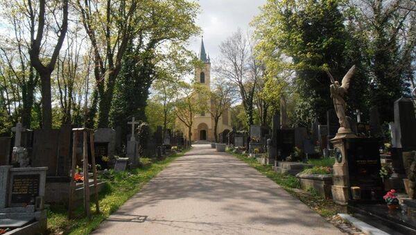 Malvazinecký hřbitov - Sputnik Česká republika