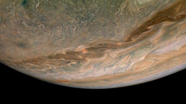 Северное полушарие Юпитера - Sputnik Česká republika