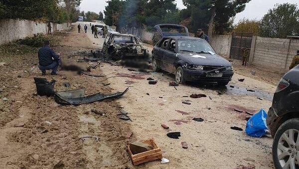 Při útoku na pohraniční základnu v Tádžikistánu bylo zabito 15 bojovníků zločinecké skupiny - Sputnik Česká republika