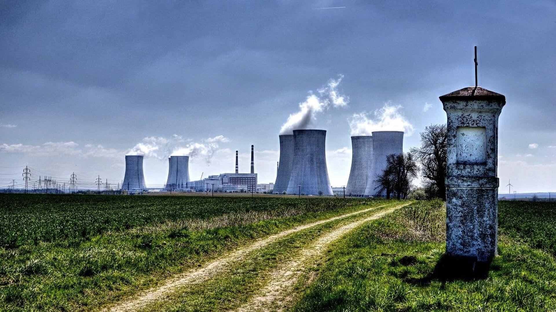 Jaderná elektrárna Dukovany - Sputnik Česká republika, 1920, 22.08.2021