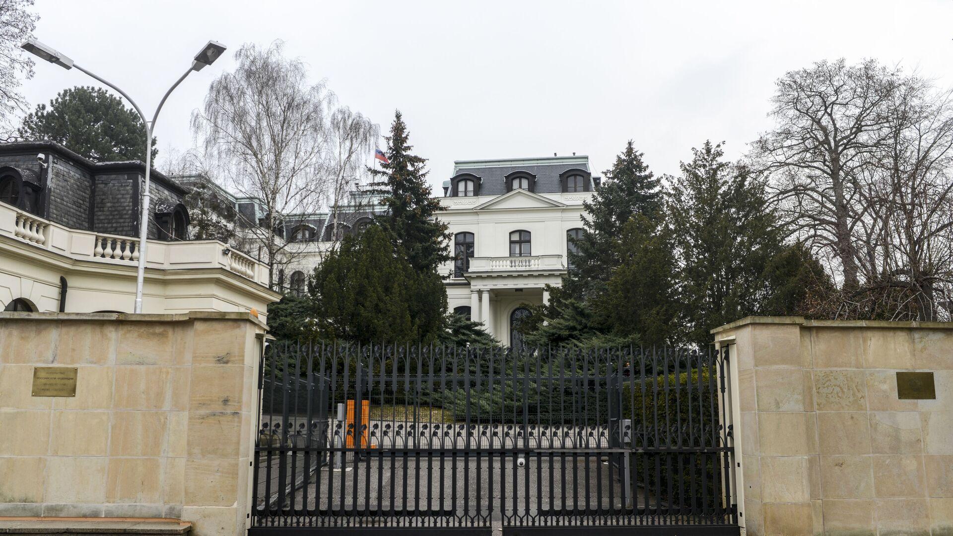 Ruské velvyslanectví v Praze - Sputnik Česká republika, 1920, 03.02.2021