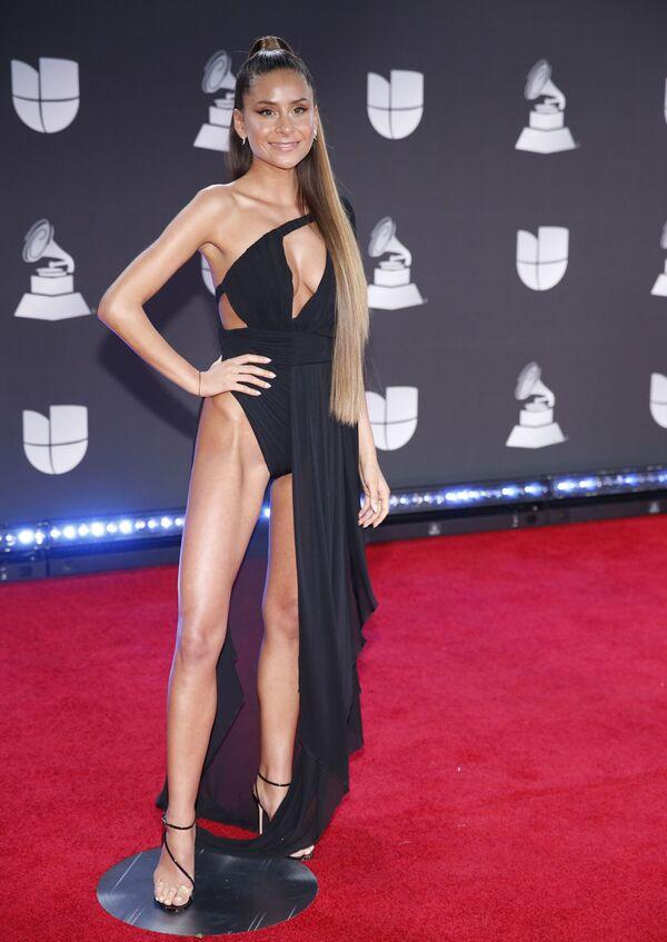 CAMI na Latin Grammy Awards  - Sputnik Česká republika