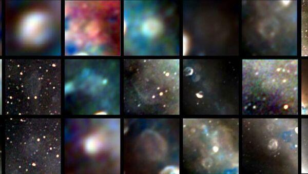 Radioteleskop objevil desítky mrtvých hvězd uprostřed Mléčné dráhy - Sputnik Česká republika