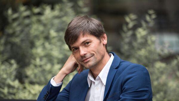 Marek Hilšer - Sputnik Česká republika