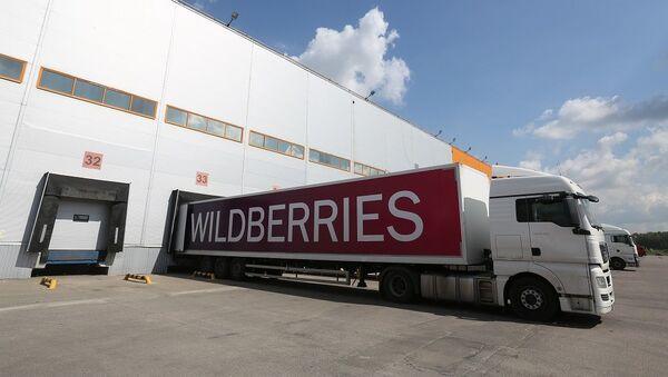Distribuční středisko Wildberries v Rusku - Sputnik Česká republika