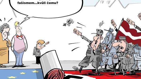 Miliony lidí zahynuly za druhé světové války v boji s fašismem…kvůli čemu? - Sputnik Česká republika