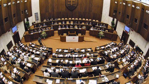 Národní rada SR - Sputnik Česká republika