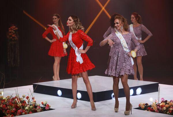 Finále mezinárodní soutěže Miss Fashion 2019 - Sputnik Česká republika