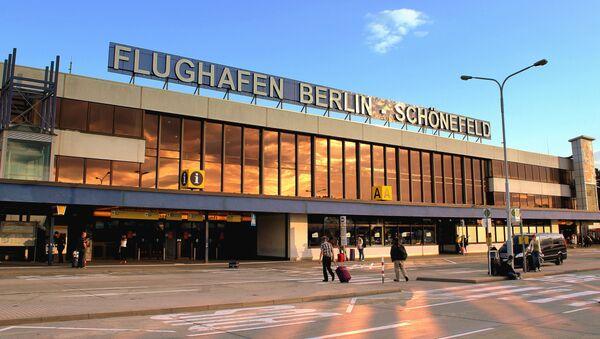 Letiště Berlin - Sputnik Česká republika