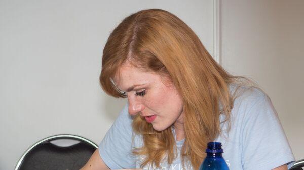 Gabriela Koukalová  - Sputnik Česká republika