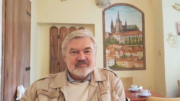 Jiří Vyvadil - Sputnik Česká republika
