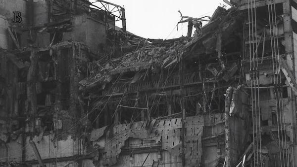 Deset chyb v seriálu Černobyl - Sputnik Česká republika