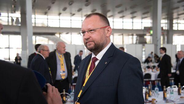 Jan Bartošek - Sputnik Česká republika