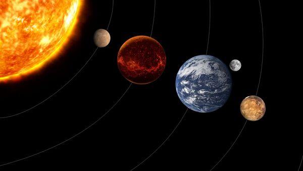 Planety - Sputnik Česká republika