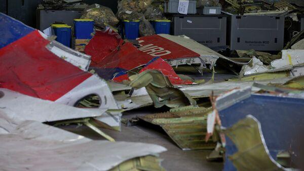 Trosky MH17 - Sputnik Česká republika