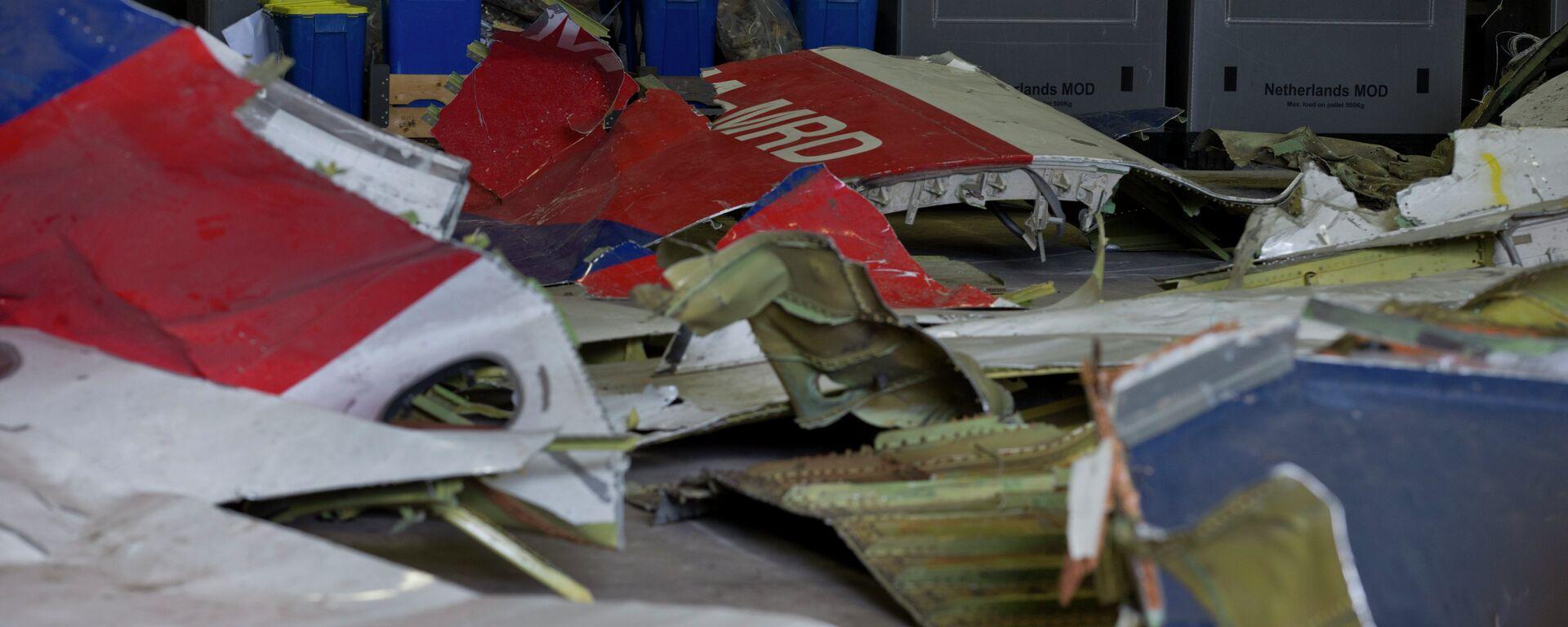 Trosky MH17 - Sputnik Česká republika, 1920, 06.09.2021