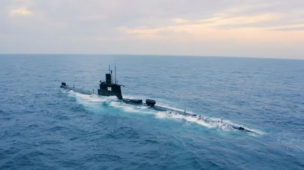 Sovětsko-americká ponorka byla ukázána na videu - Sputnik Česká republika
