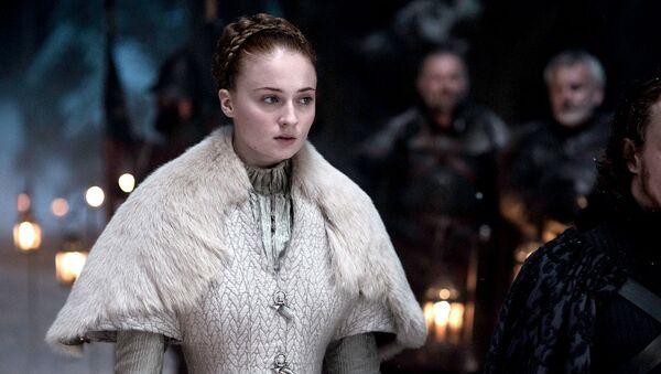 Sansa Stark v seriál Hra o trůny - Sputnik Česká republika