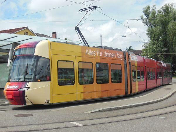 Tramvaj Bombardier Cobra ve švýcarském městě Curych - Sputnik Česká republika