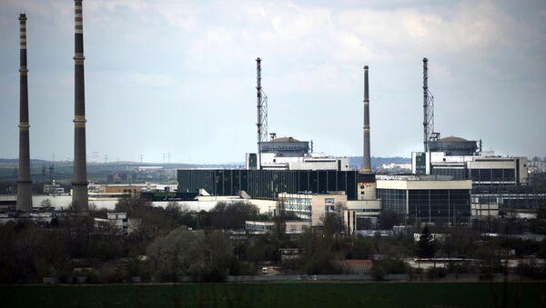 Bulharská elektrárna Kozloduj - Sputnik Česká republika
