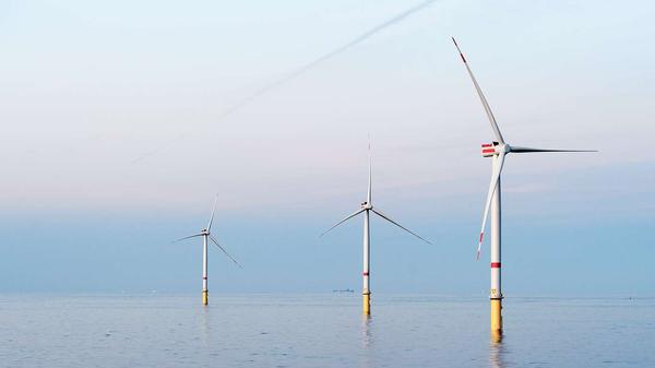 Větrné elektrárny - Sputnik Česká republika