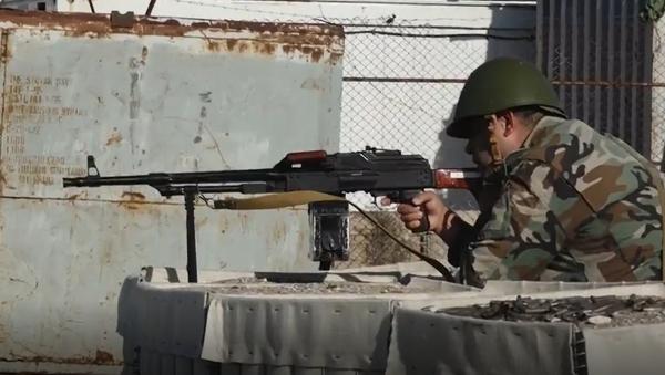Video: Zvýšení vojenské spolupráce. Působivé záběry z prvních společných cvičení ruského a syrského námořnictva - Sputnik Česká republika