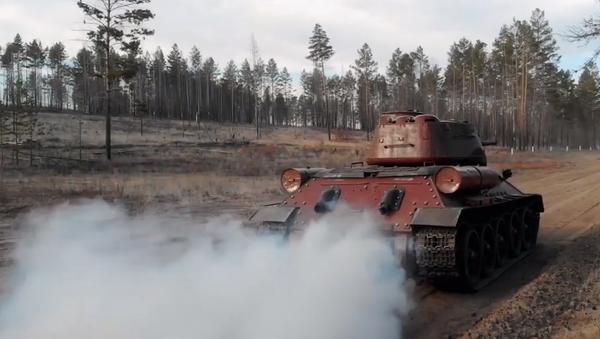 T-34 - Sputnik Česká republika