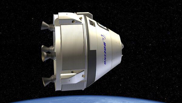 Kosmická loď Starliner společnosti Boeing - Sputnik Česká republika