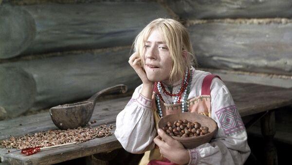 Marfuša z filmu Mrazík - Sputnik Česká republika
