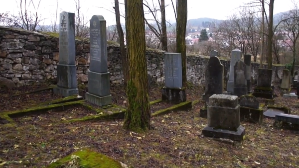 Další útok na židovský hřbitov na Slovensku. Podívejte se, co udělali vandalové nyní - Sputnik Česká republika