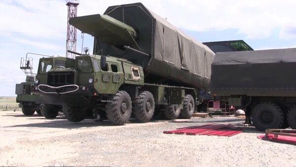 Ruský raketový komplet Avangard - Sputnik Česká republika
