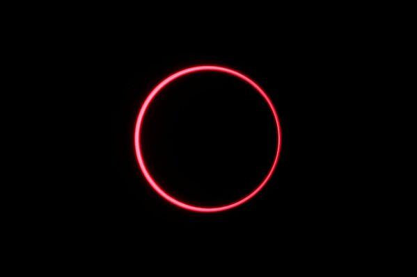 Sluneční zatmění v Indonésii 26. prosince 2019 - Sputnik Česká republika