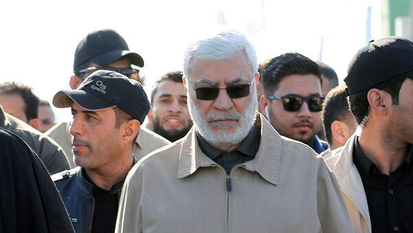 Íránský generál Kásim Sulejmání - Sputnik Česká republika
