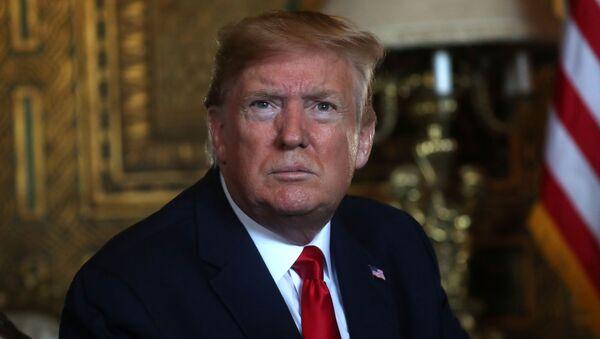 Donald Trump rozhodl o likvidaci Sulejmáního už před sedmi měsíci - Sputnik Česká republika