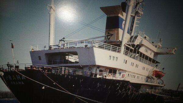 Stanislav Lepšík poskytl obrázek lodě ČNP - Sputnik Česká republika