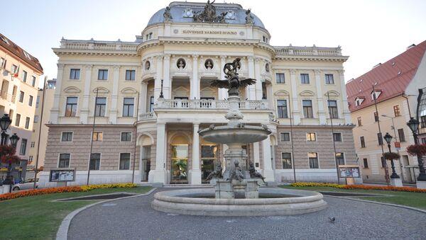 Slovenské národní divadlo - Sputnik Česká republika