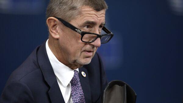 Za co se chce eurobyrokracie pomstít Česku? Babiš prozradil, proč zemi v Bruselu nemají rádi - Sputnik Česká republika