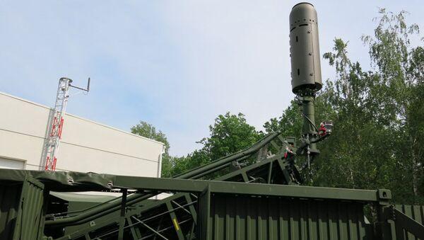 Pasivní radiolokátor Věra - Sputnik Česká republika