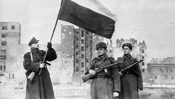 Varšavsko-poznaňská ofenzivní operace jednotek Rudé armády a Polské lidové armády 14. - 17. ledna 1945 - Sputnik Česká republika