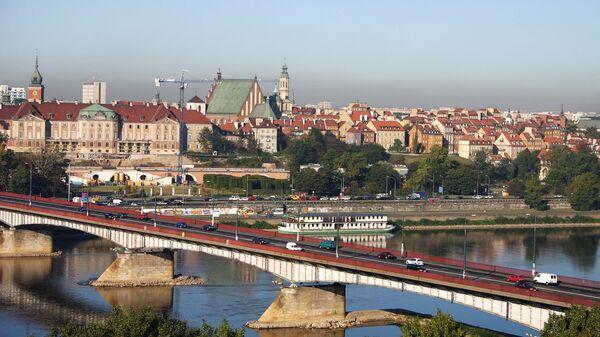 Pohled na Varšavu - Sputnik Česká republika
