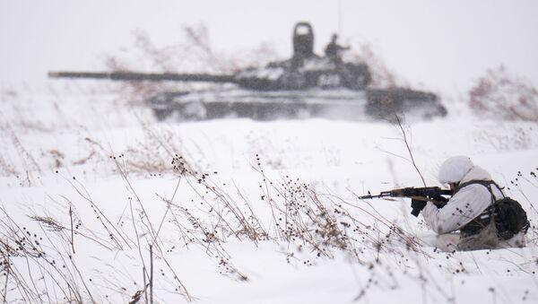 Vojenské vybavení. Illustrační foto - Sputnik Česká republika
