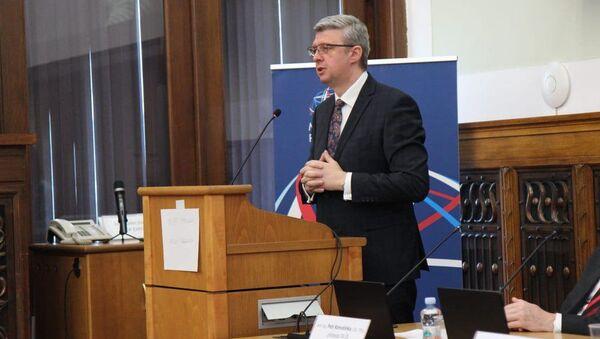 Český ministr průmyslu a obchodu Karel Havlíček - Sputnik Česká republika